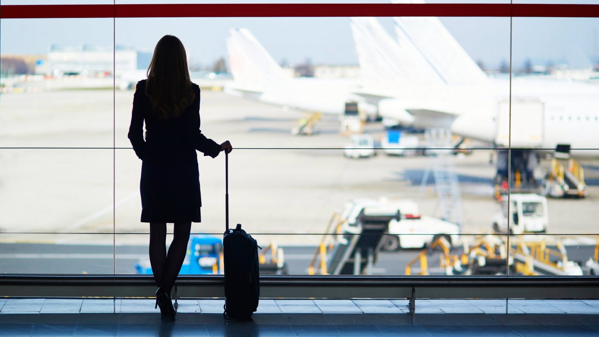 The Coronavirus May Make Us Think Twice About Business Travel. That's a Good Thing