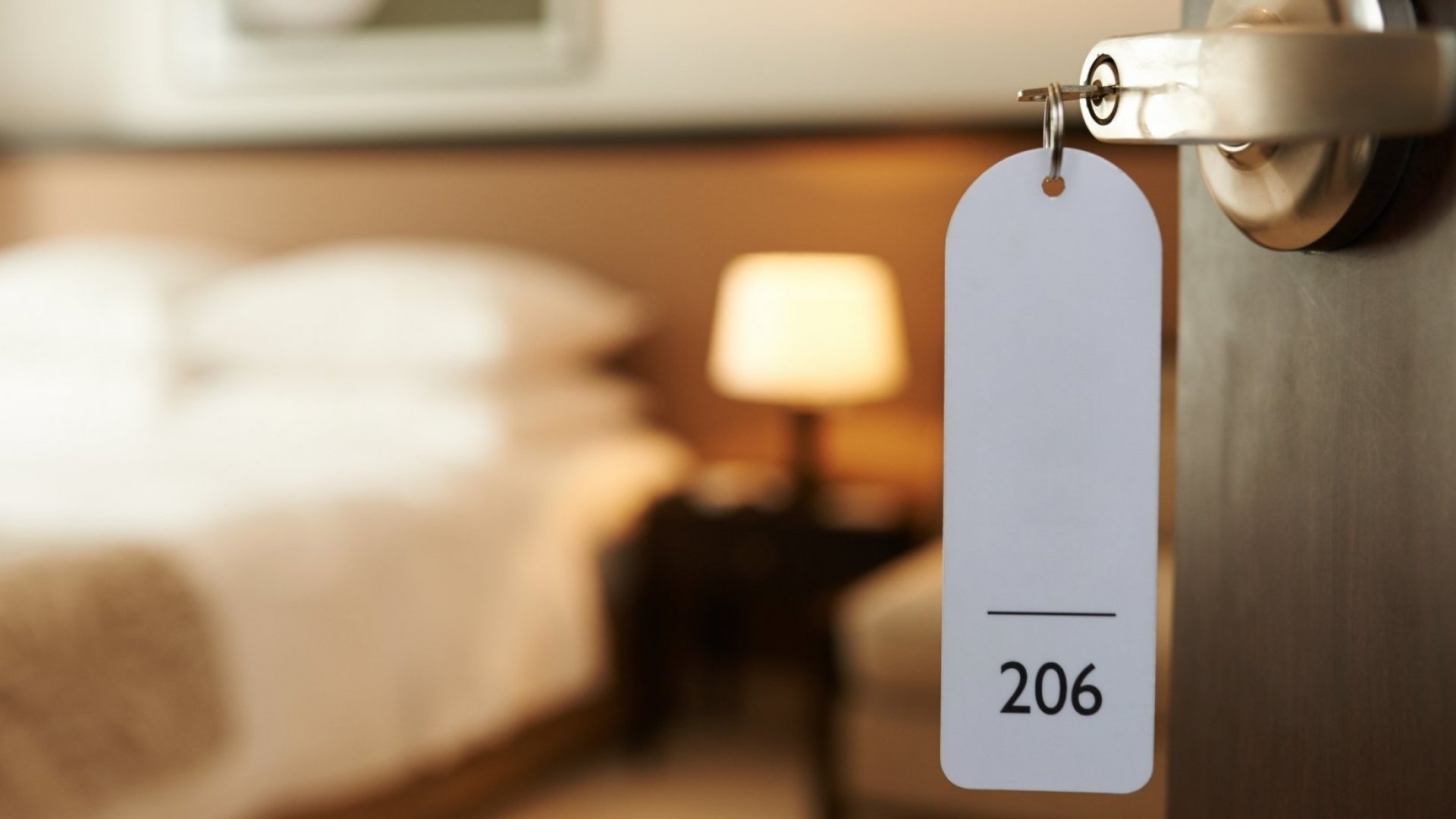 Scientists Found Something Absolutely Stomach-Turning in These Hotel Rooms