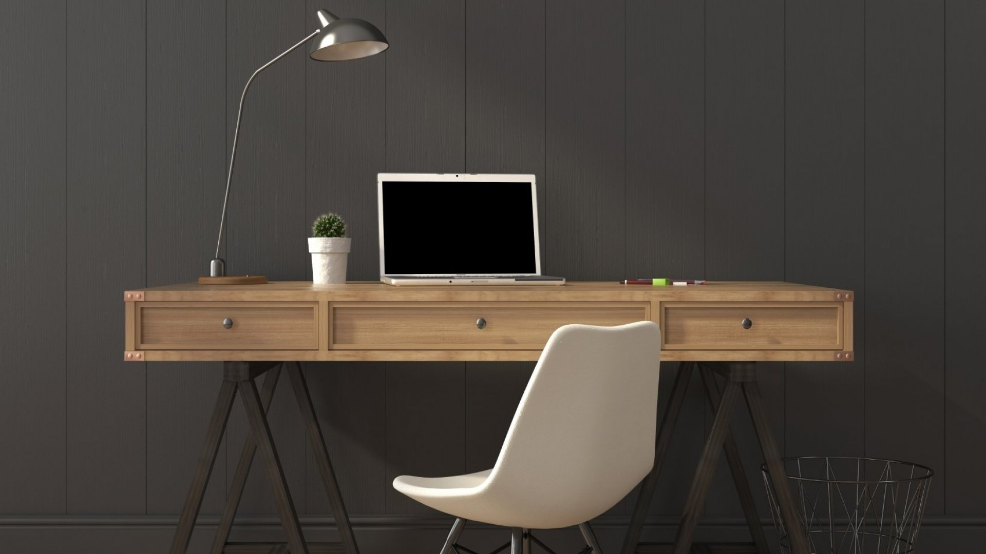 The Right Way to Sit at Your Desk, According to Science