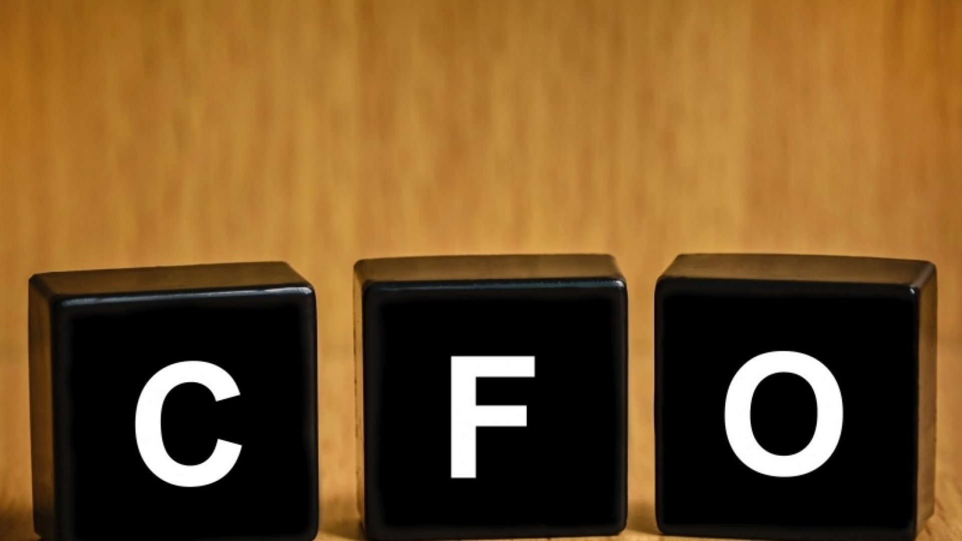 Why You Need a CFO