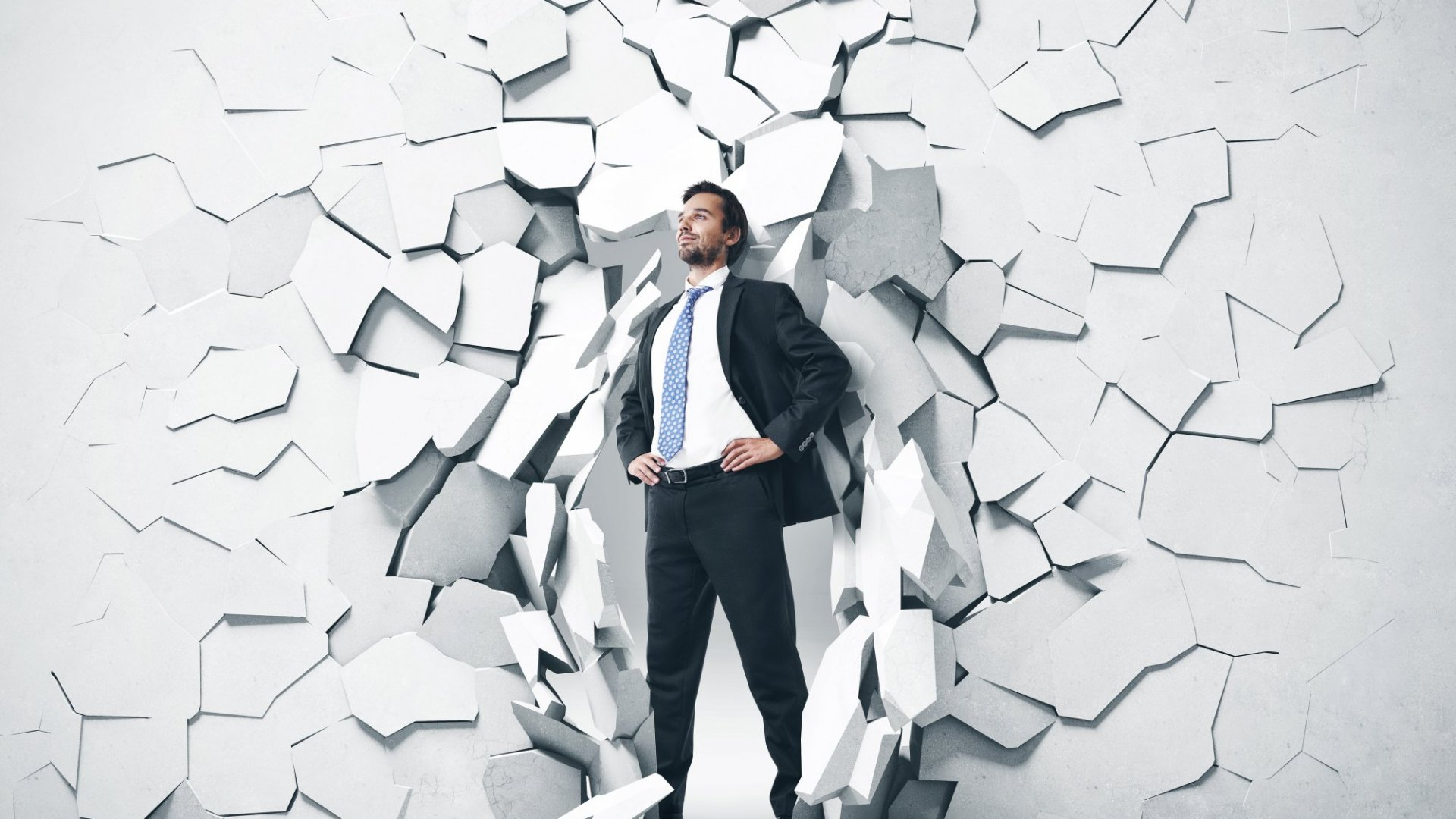 So You've Hit a Wall? Here's What These Top Leaders Would Do Next