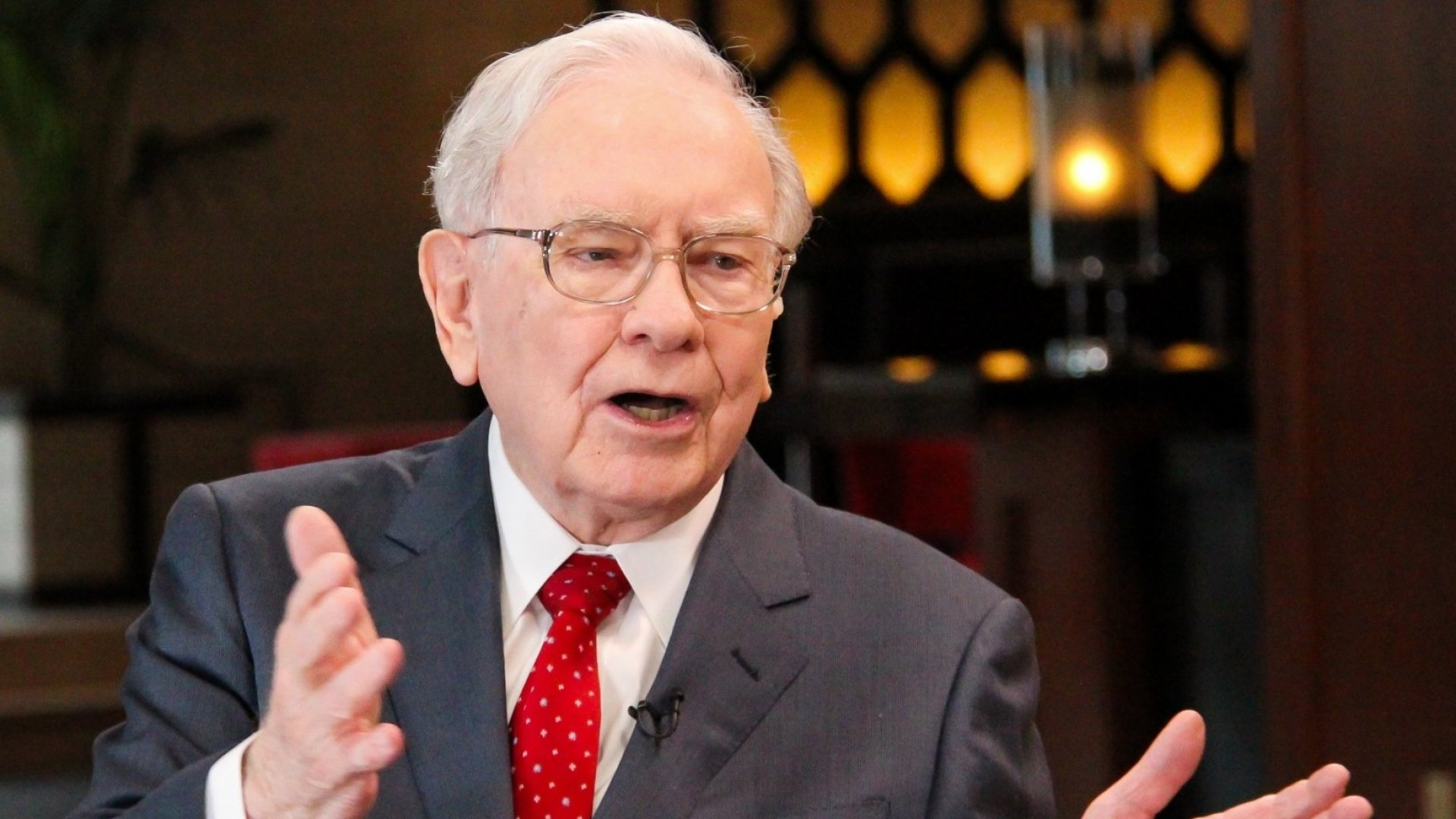 Warren Buffett Just Donated Nearly $3 Billion