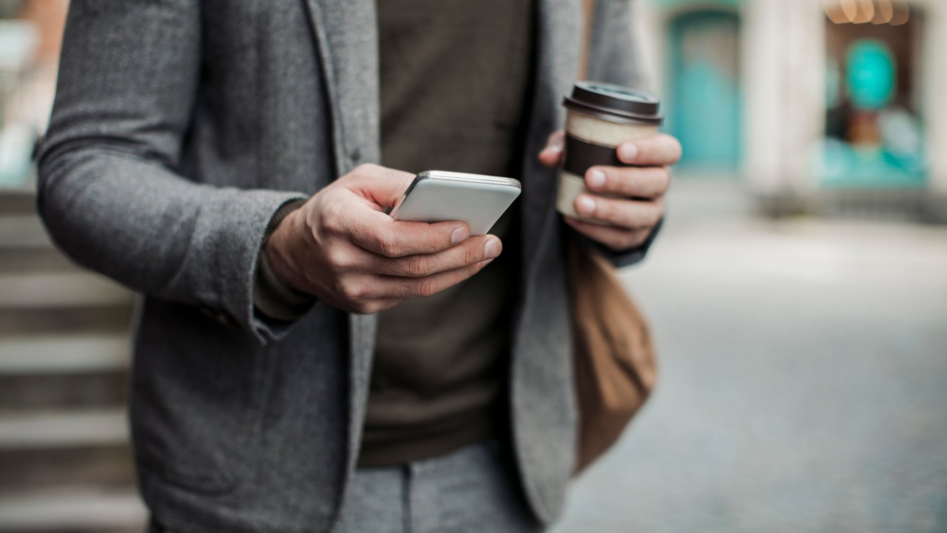 Break Up with Your Cell Phone Before It's Too Late. Here's How