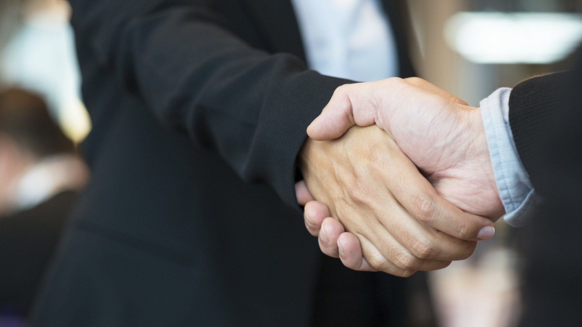 Super Salespeople Use TACT to Build Relationships