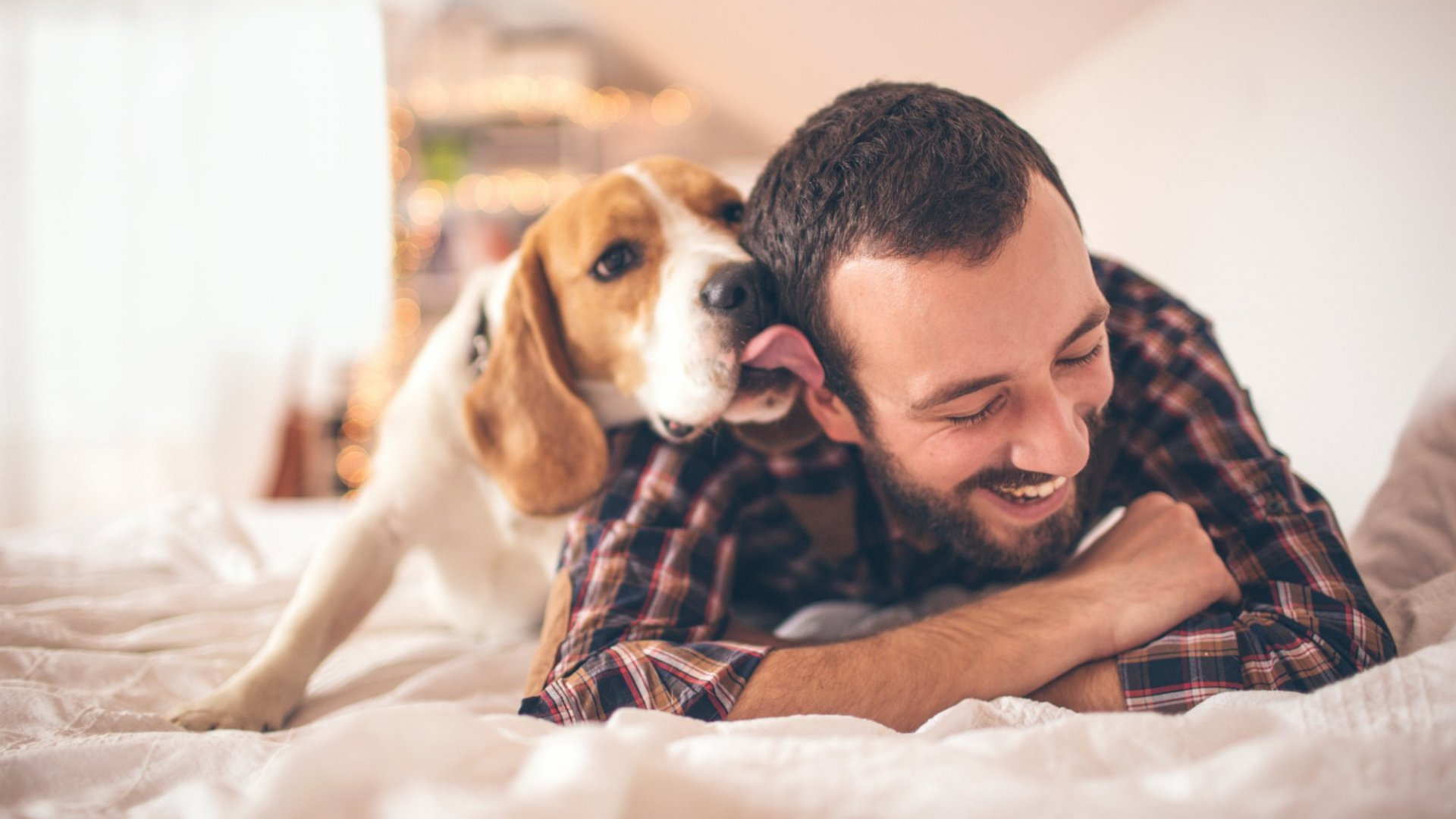 This Entrepreneur Coach Listened to His Dog and Put Fun Into His Work