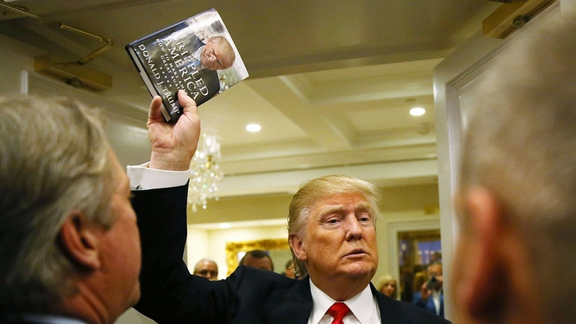 9 Books That Trump Should (But Probably Won't) Read While in Office