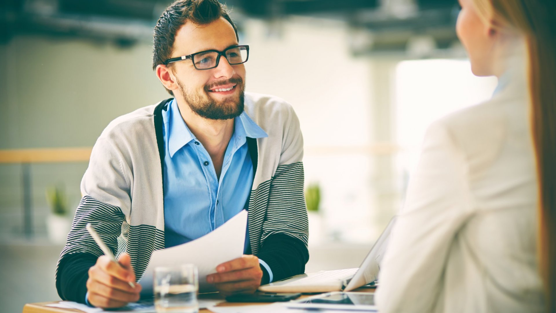 Looking to Hire Good People? First, Redesign the Job Interview