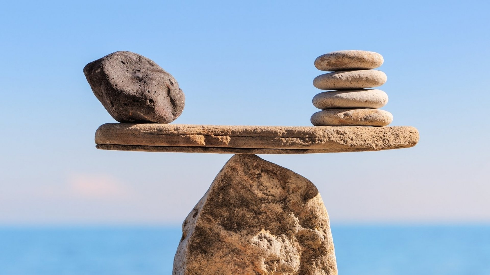 Unbalanced Leadership Can Ruin Your Team's Performance. Here's the Best Way to Find Your Balance
