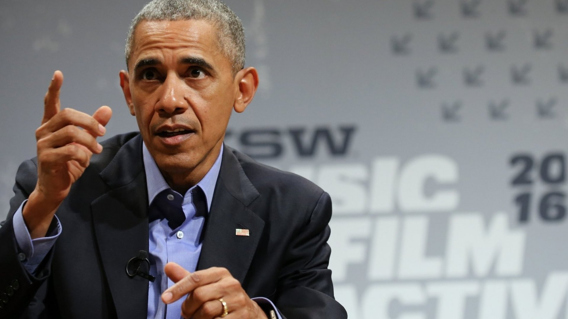 Obama Drops Into SXSW to Recruit for His Special Ops Tech Team