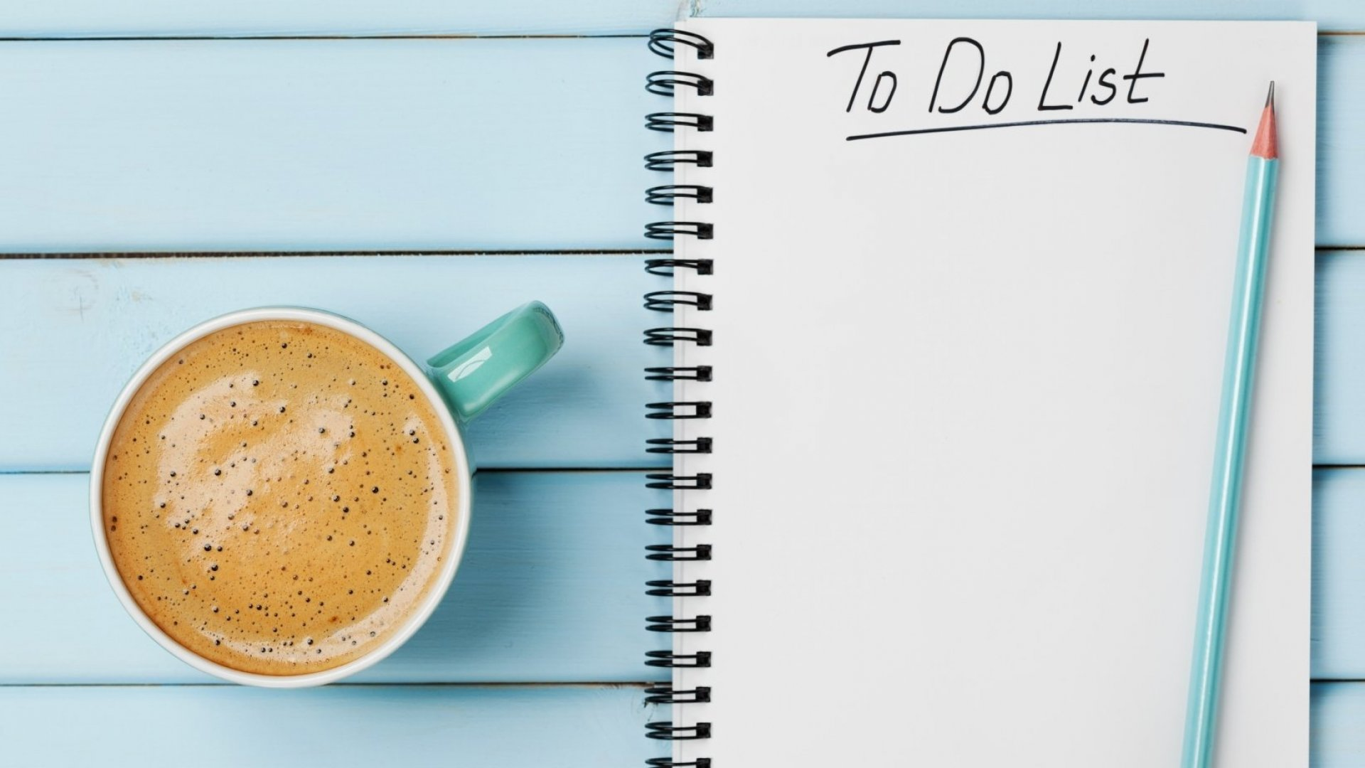What's on Your Not-to-Do List?