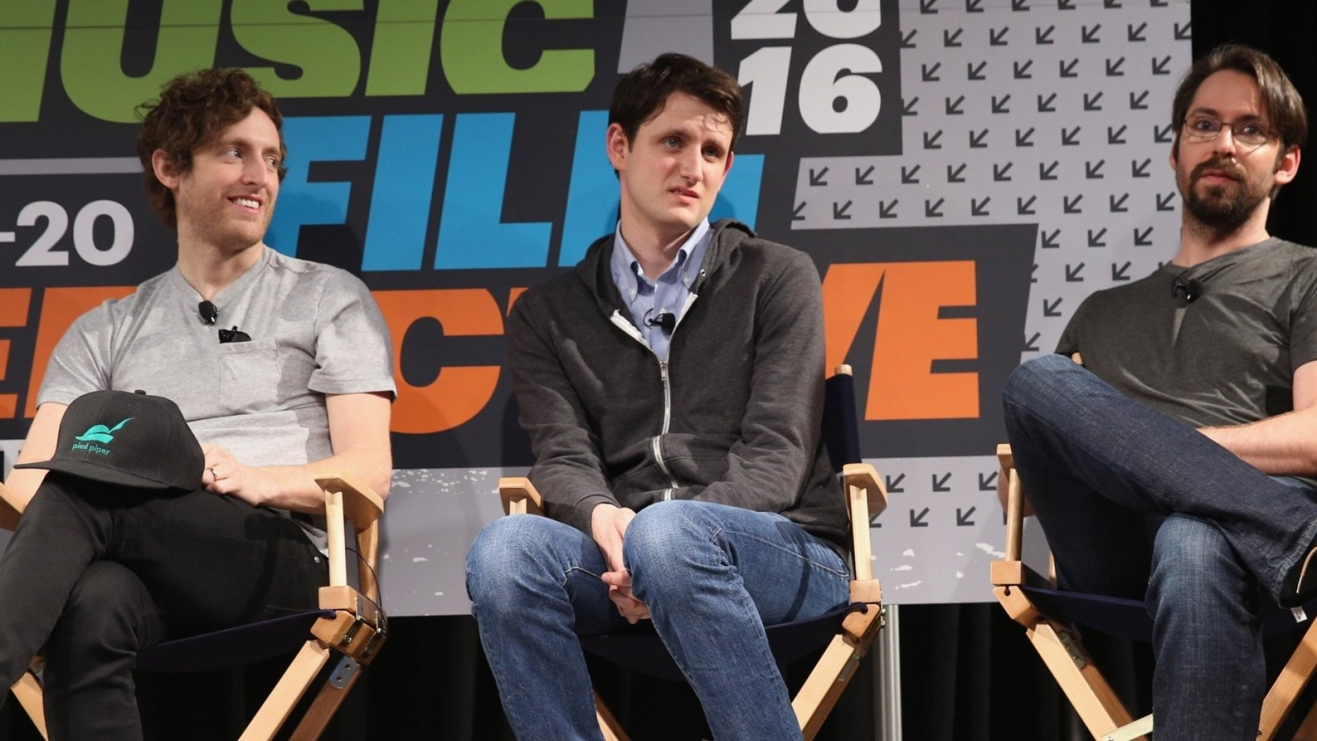 Why Silicon Valley's Martin Starr and Zach Woods Won't Be Tweeting About the Season Three Premiere