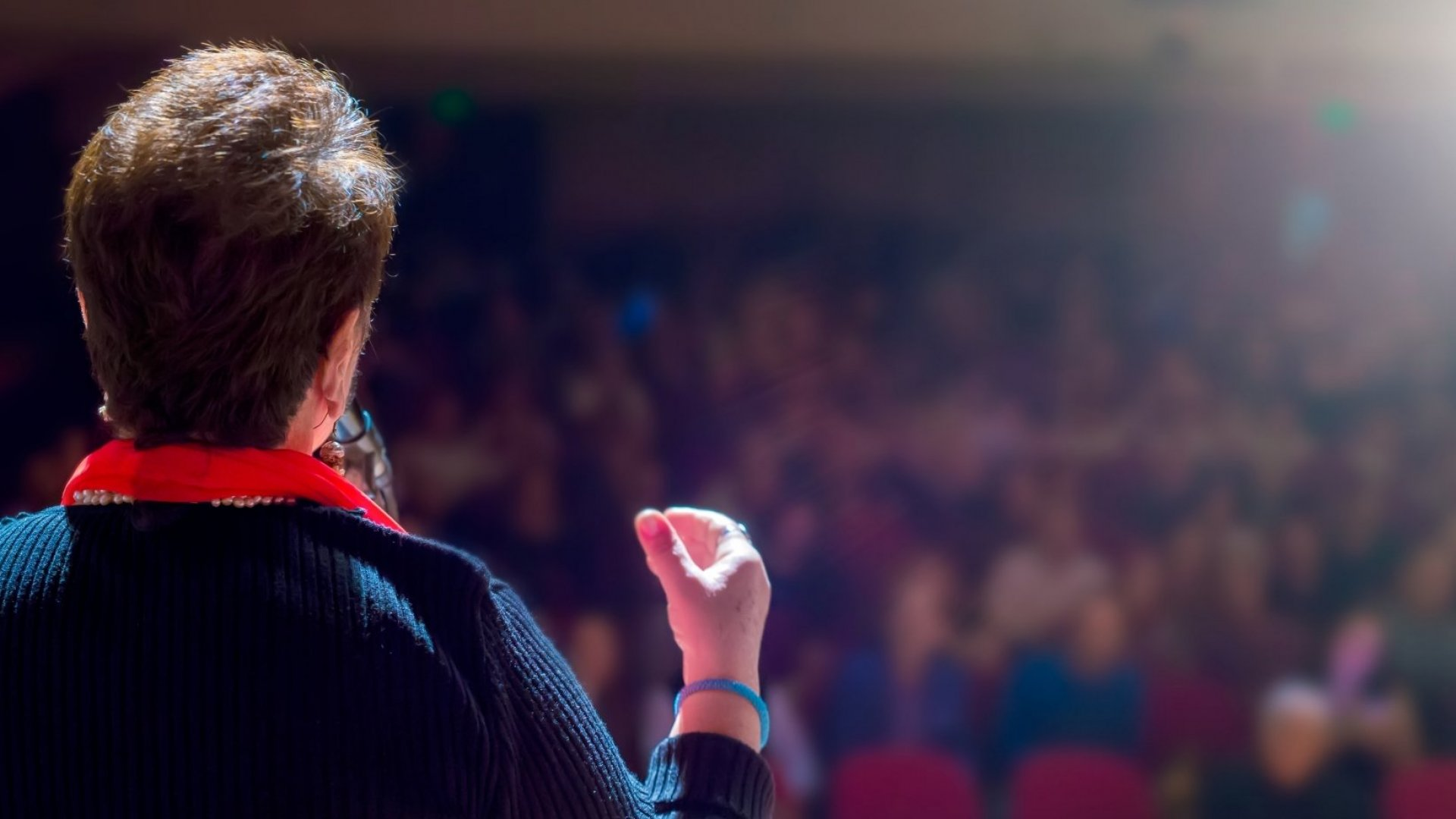 Following The Counterintuitive 'Rule of Reversal' Ensures Your Speech Will Impact Your Audience