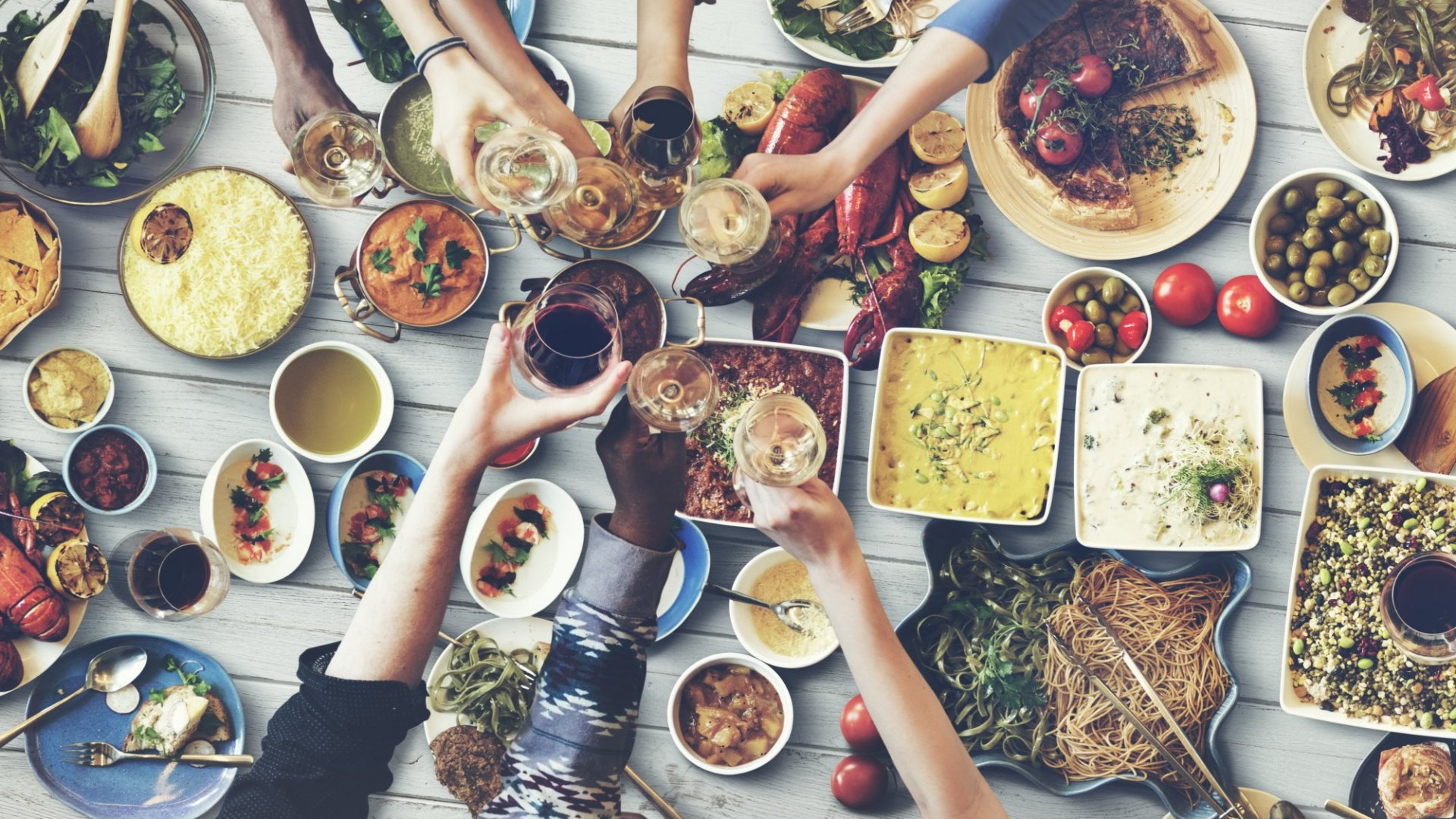 Why You Should Go to Lunch, Today