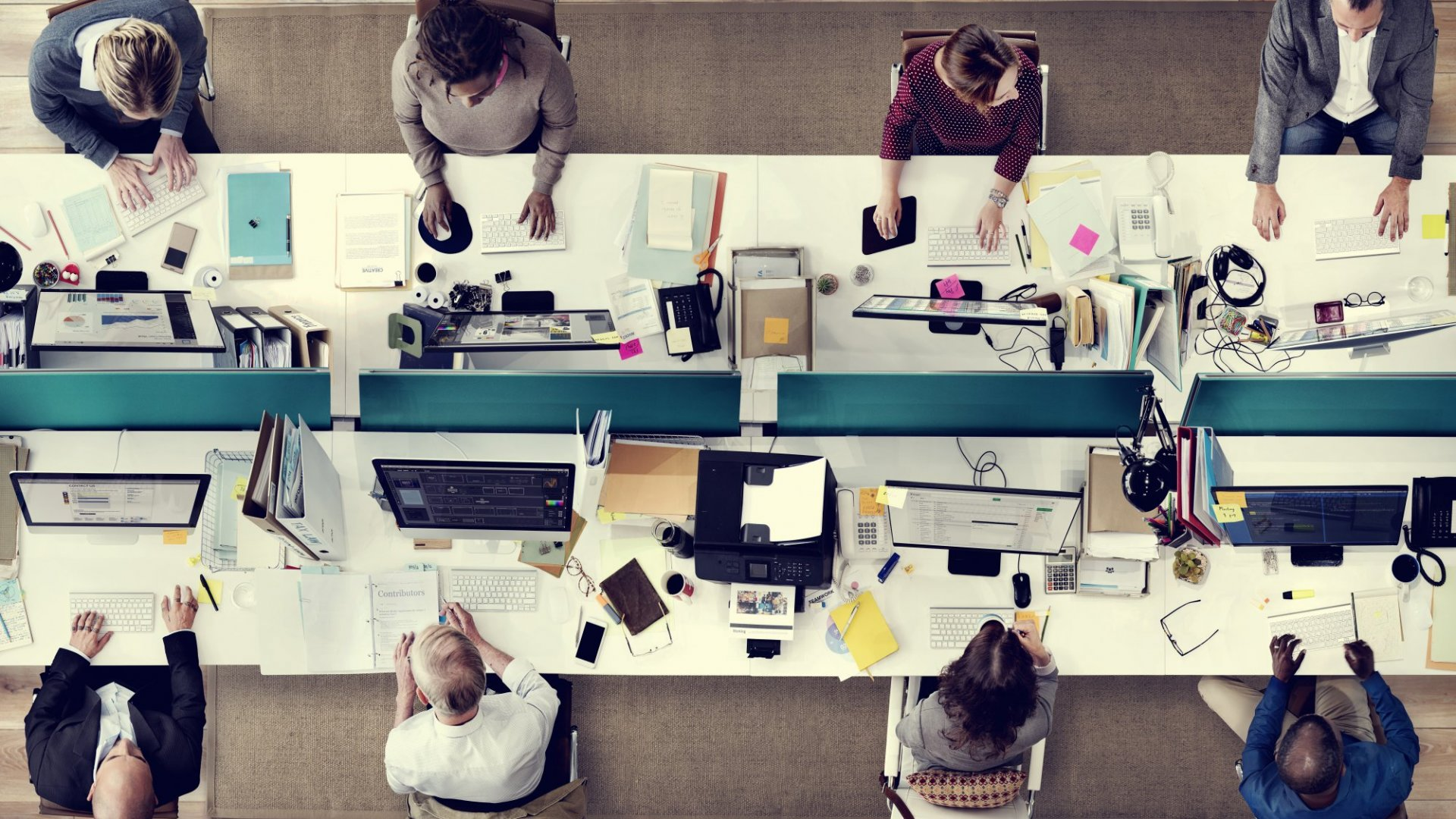 The Top 10 Things Employees Want in Their Office (No. 3 Will Surprise You)