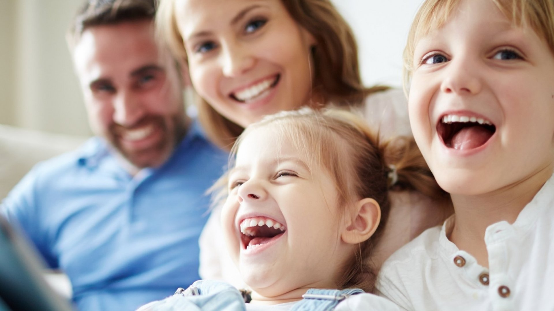 Science Says Happier People Are Raised by Parents Who Do This 1 Thing