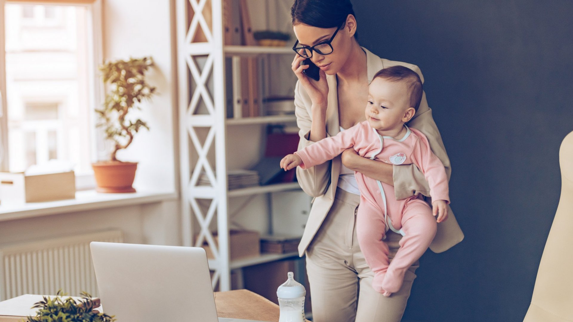 3 Tips on How to Own Your Parenthood At Work