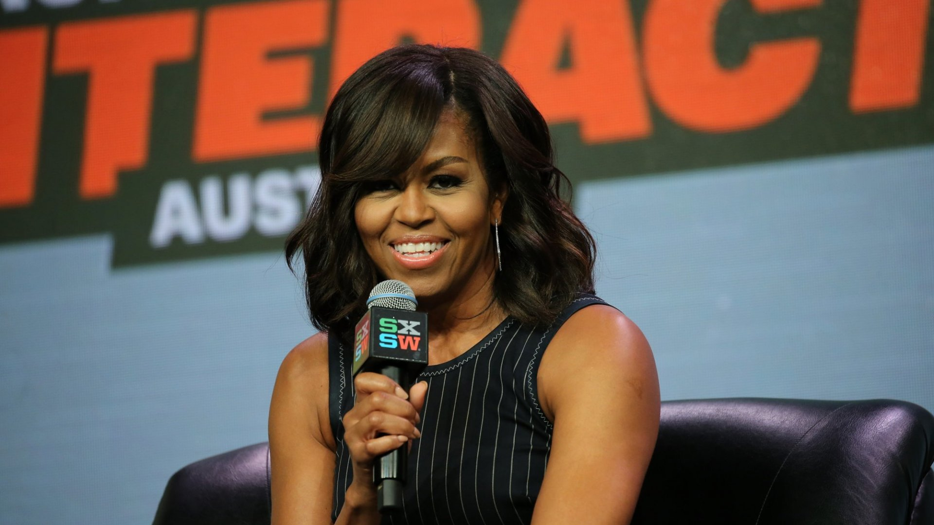 Michelle Obama Just Explained How to Be Successful in 6 Short Words