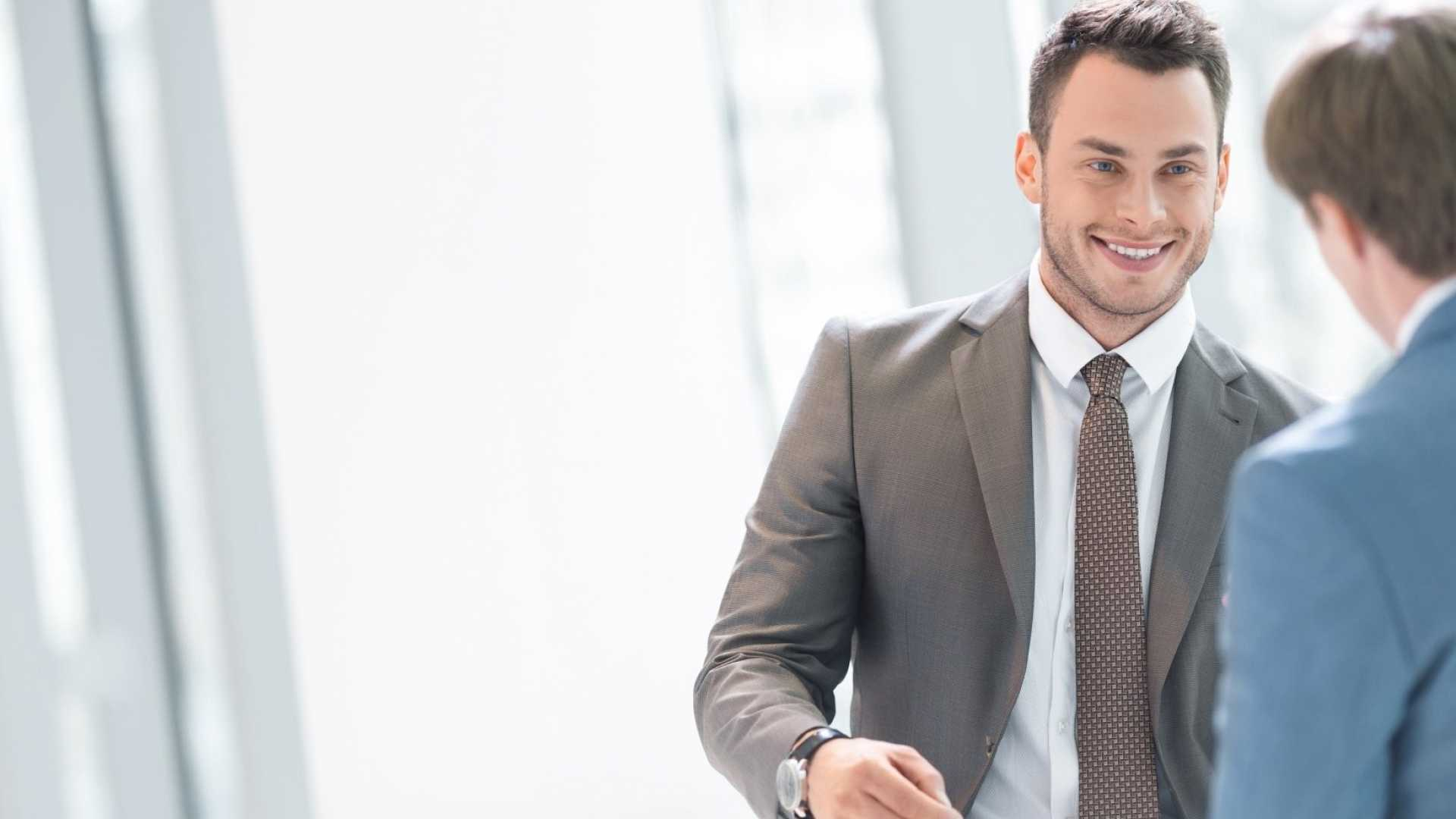 Make the Best First Impression by Communicating This One Surprising Thing About Your Success