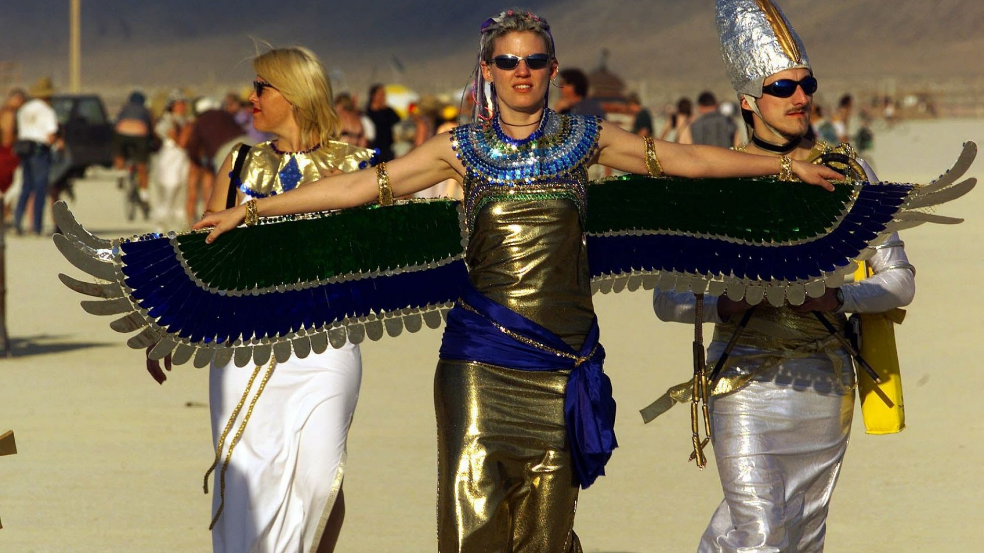 7 Unexpected Facts About Burning Man
