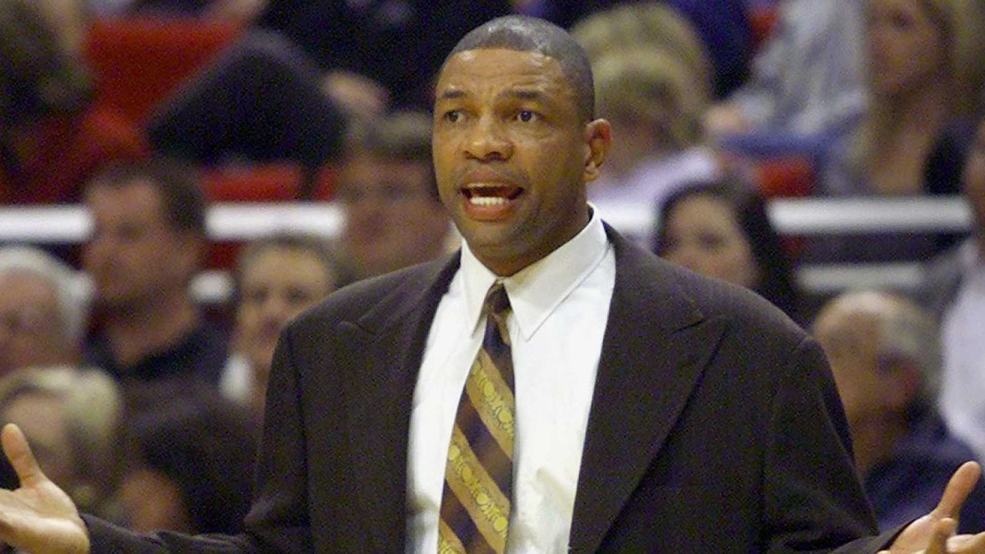 NBA Coach Doc Rivers Just Role-Modeled What a 'Class Act' Looks Like. Spike Lee Did Not