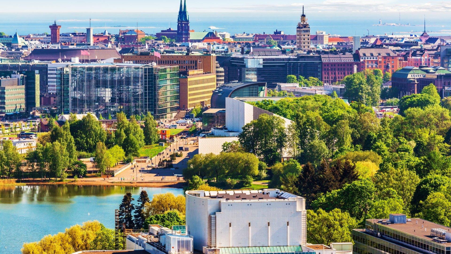 How a Northern European Hub Is Establishing Itself As a B2B Tech Powerhouse