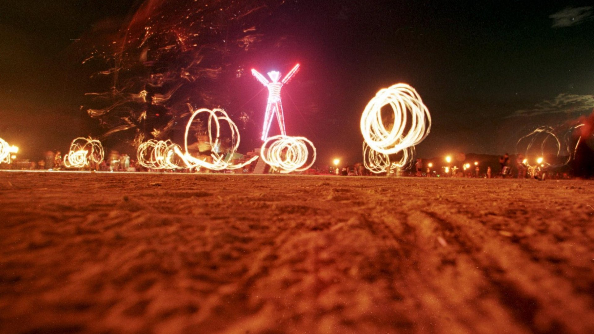 Why Sergey Brin and Elon Musk May Be Trying to Make Burning Man a Year-Round Event
