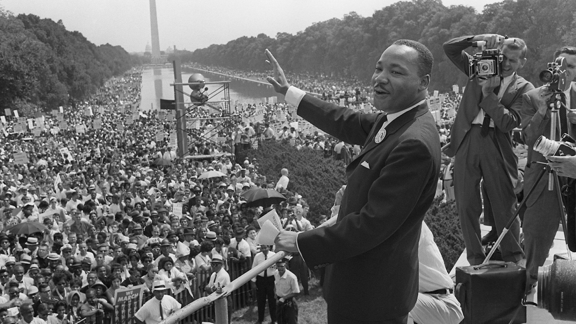 6 Leadership Lessons from Martin Luther King, Jr.