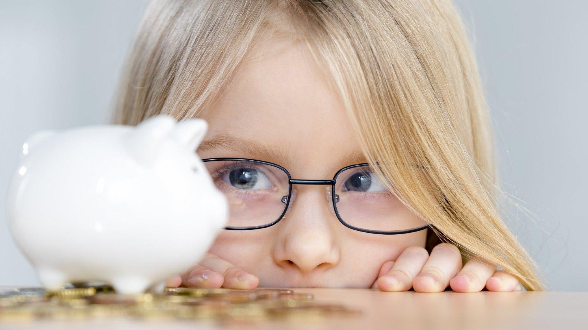 The Secret Ingredient for Raising Financially Responsible Kids: Gratitude