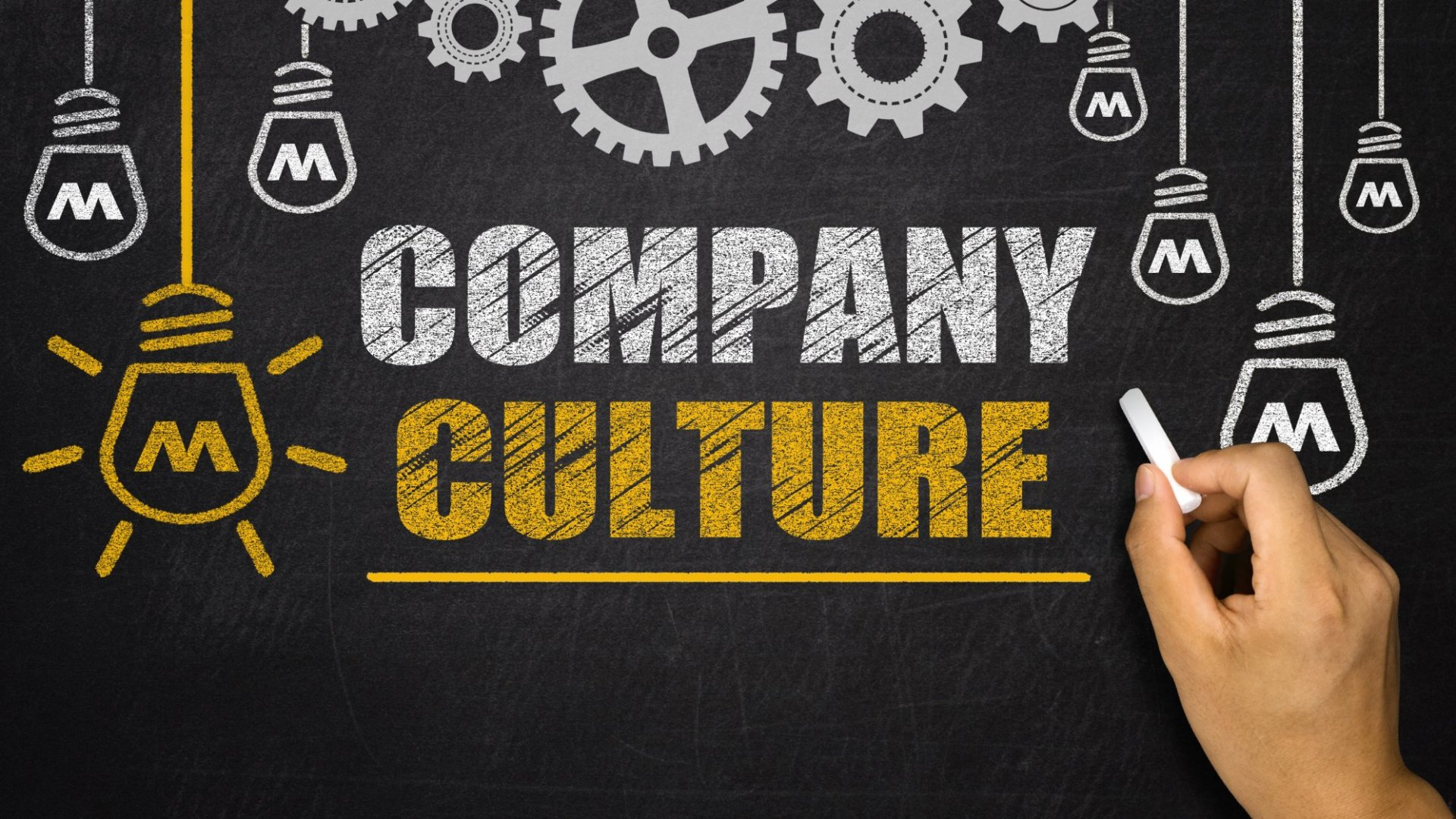 Don't Leave Your Company Culture to Chance. Build a Culture by Design