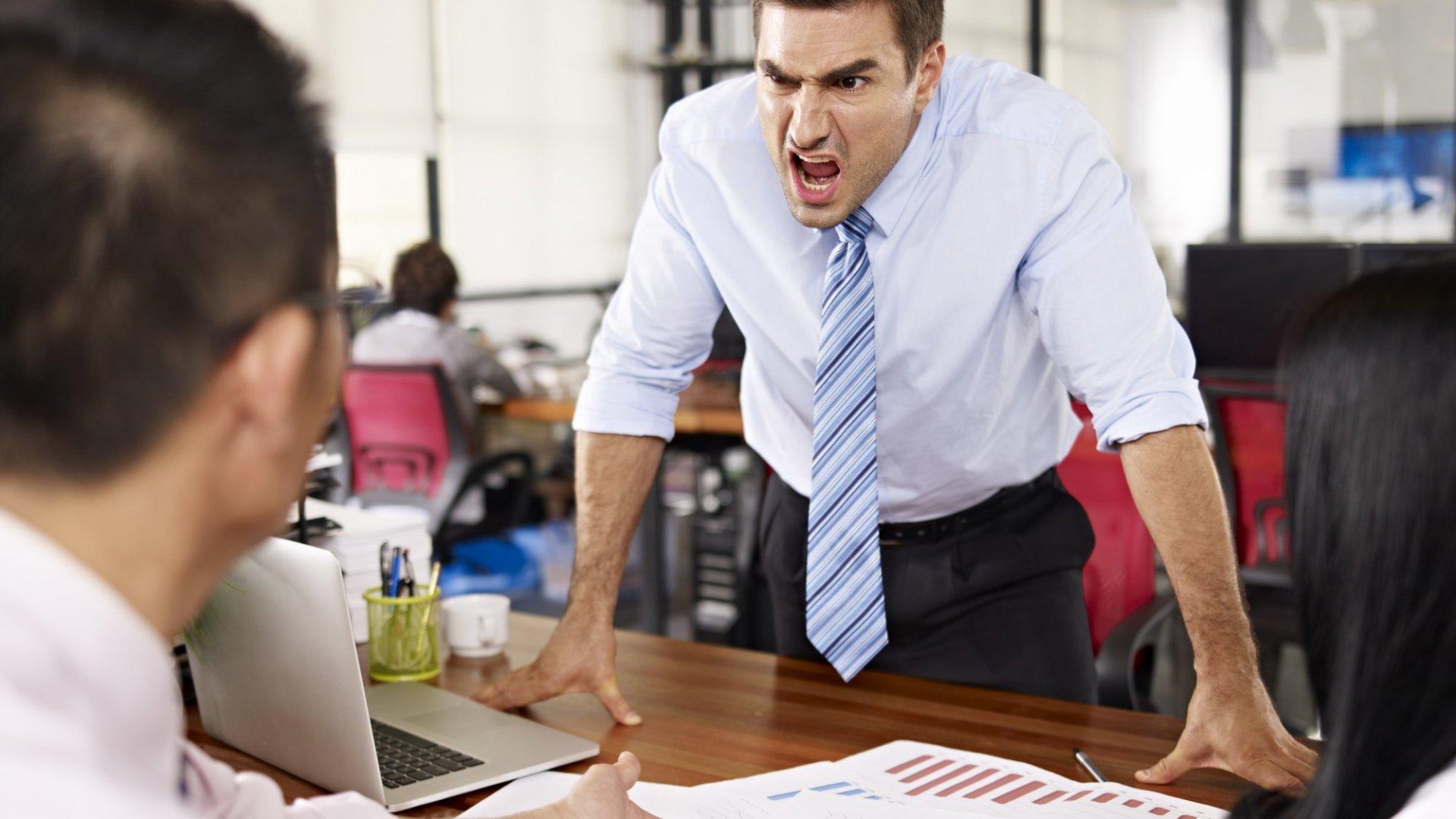 5 Ways Bad Bosses Demotivate People