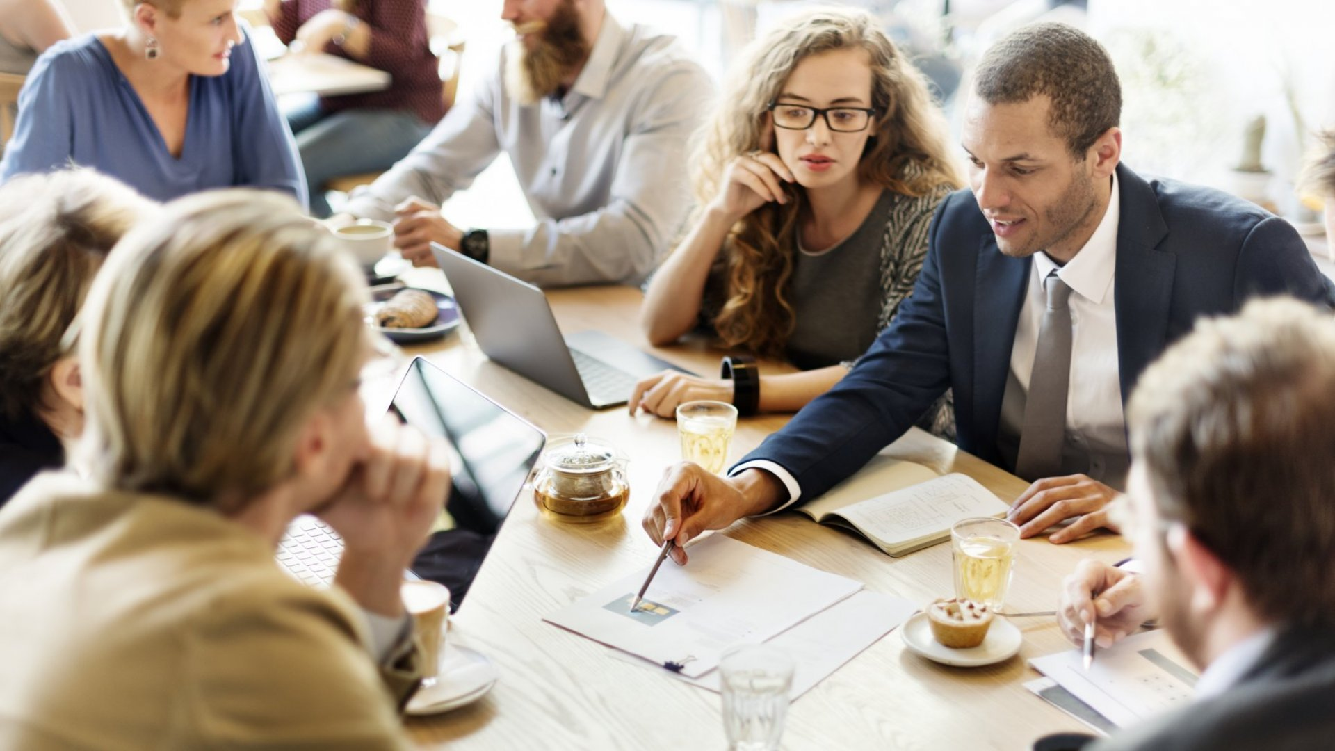 5 Professionals Who Can Help Drive Your Small Biz Success