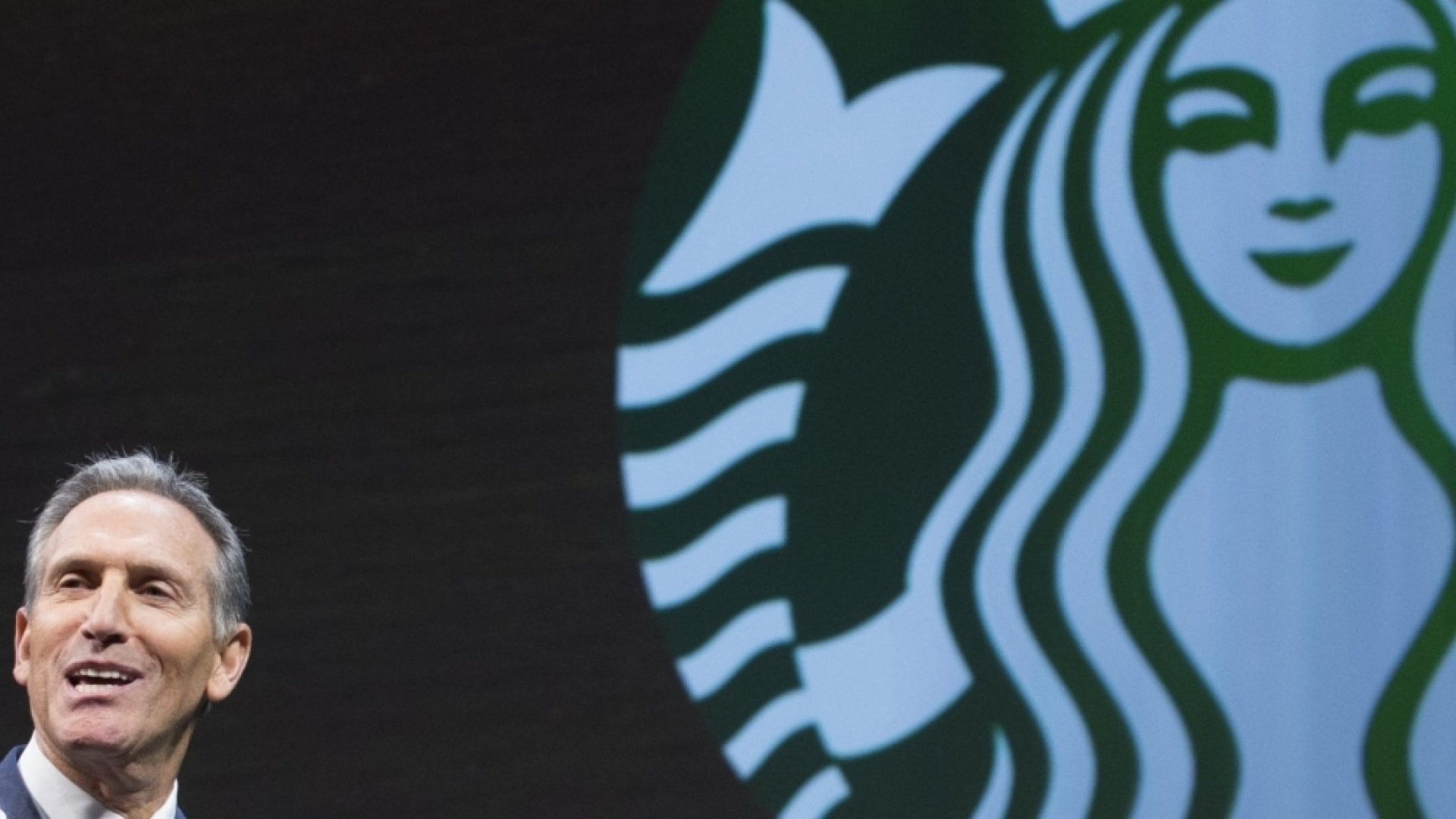 Howard Schultz Tells Starbucks Staff How Trump's 'Chaos' Is Making the World 'Screwed Up'