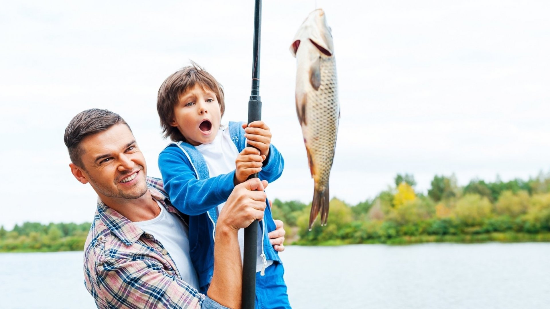 3 Essential Life Lessons You Can Learn Just by Going Fishing | Inc.com