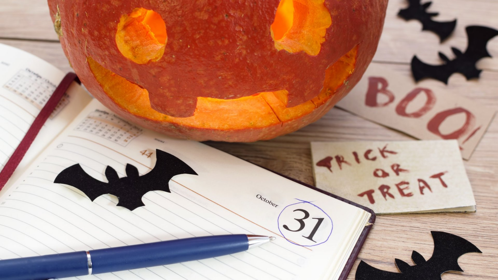 Why You Should Scare Yourself All Year Long--Not Just on Halloween