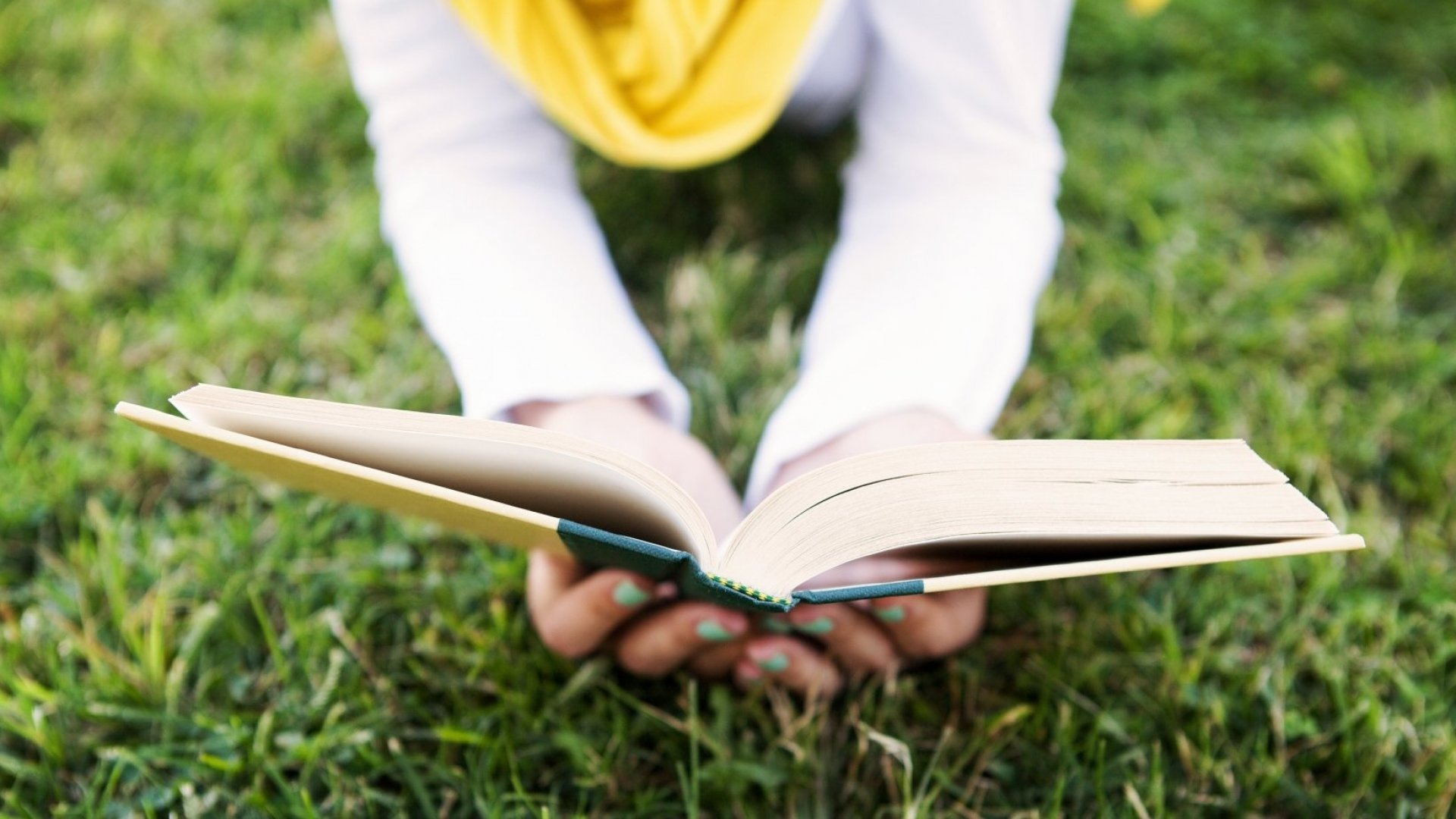 11 Books to Stay Stimulated Over Summer