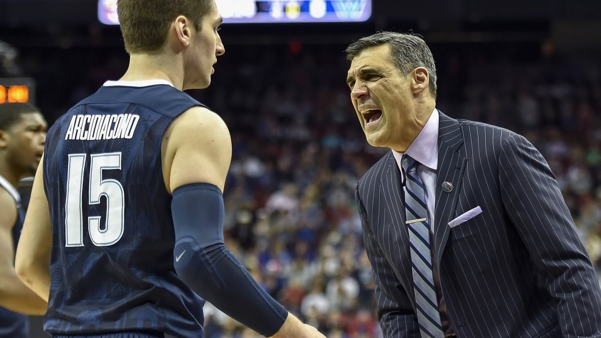 National Championship Coach Jay Wright Says These 2 Things Are More Important Than Talent