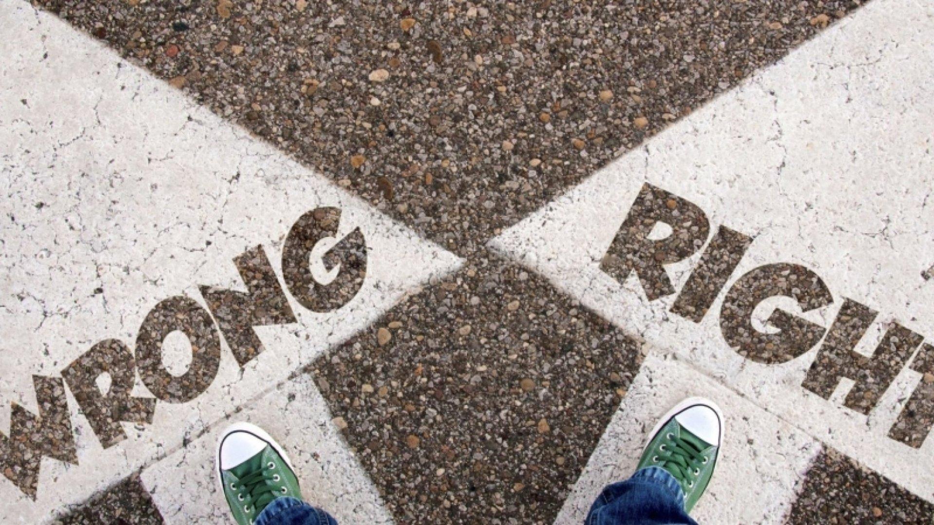 The Importance of Moral Entrepreneurship