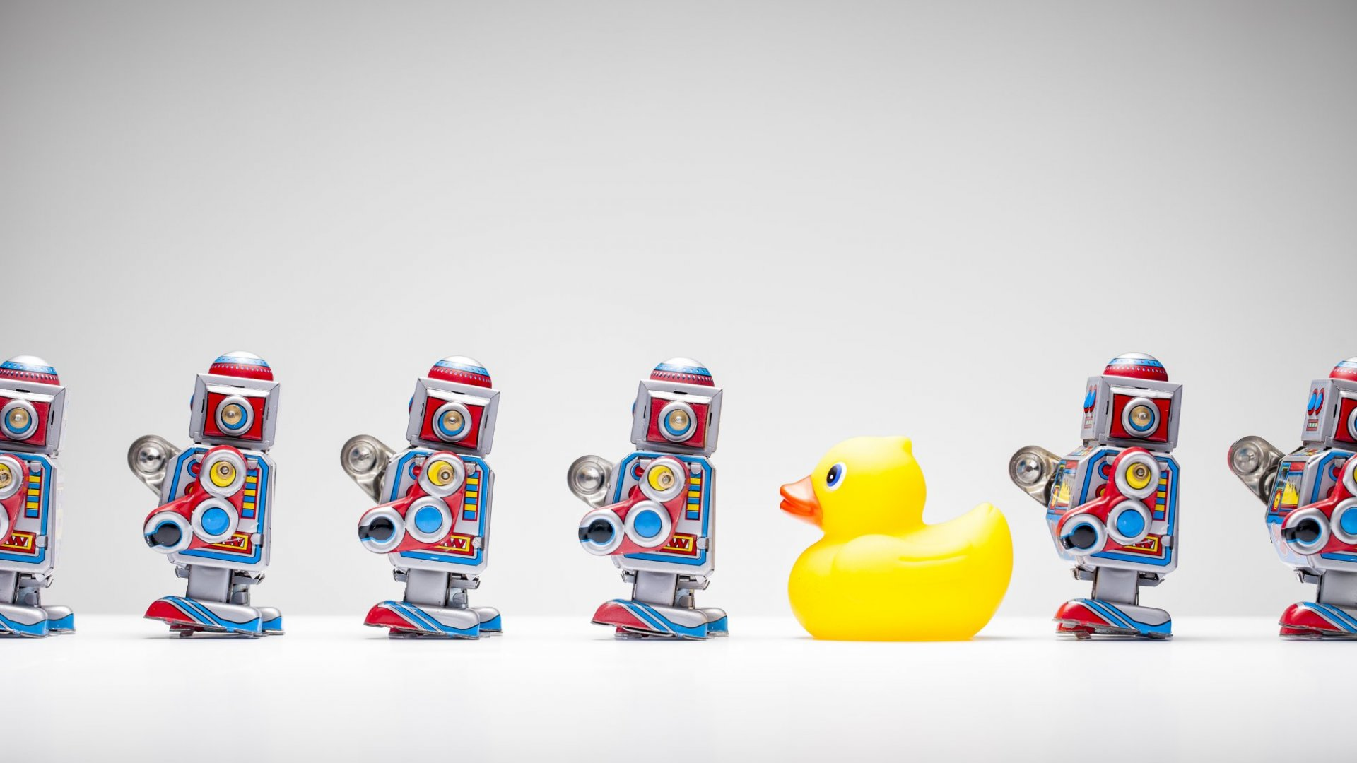 In a world going towards automation, standing out from the crowd could be your game changer.