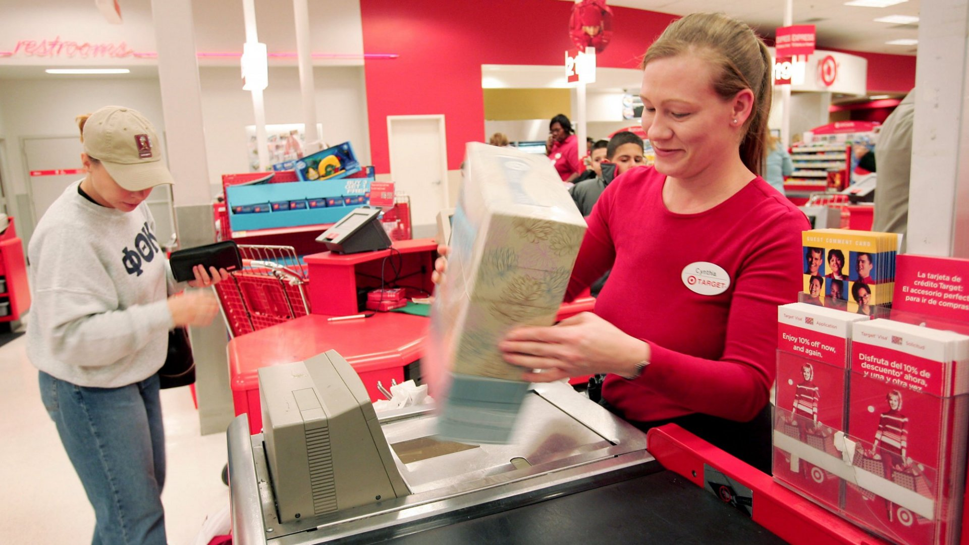 Target Is Spending an Extra $50 Million on Payroll for the Holidays. Here's Why You Should Be Preparing Your Team Now