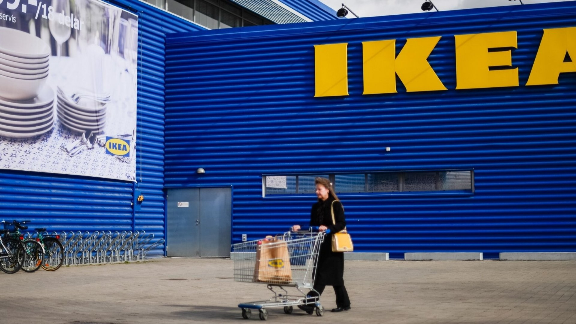 The Most Despised Aspect of IKEA Furniture Will Soon Be Nonexistent