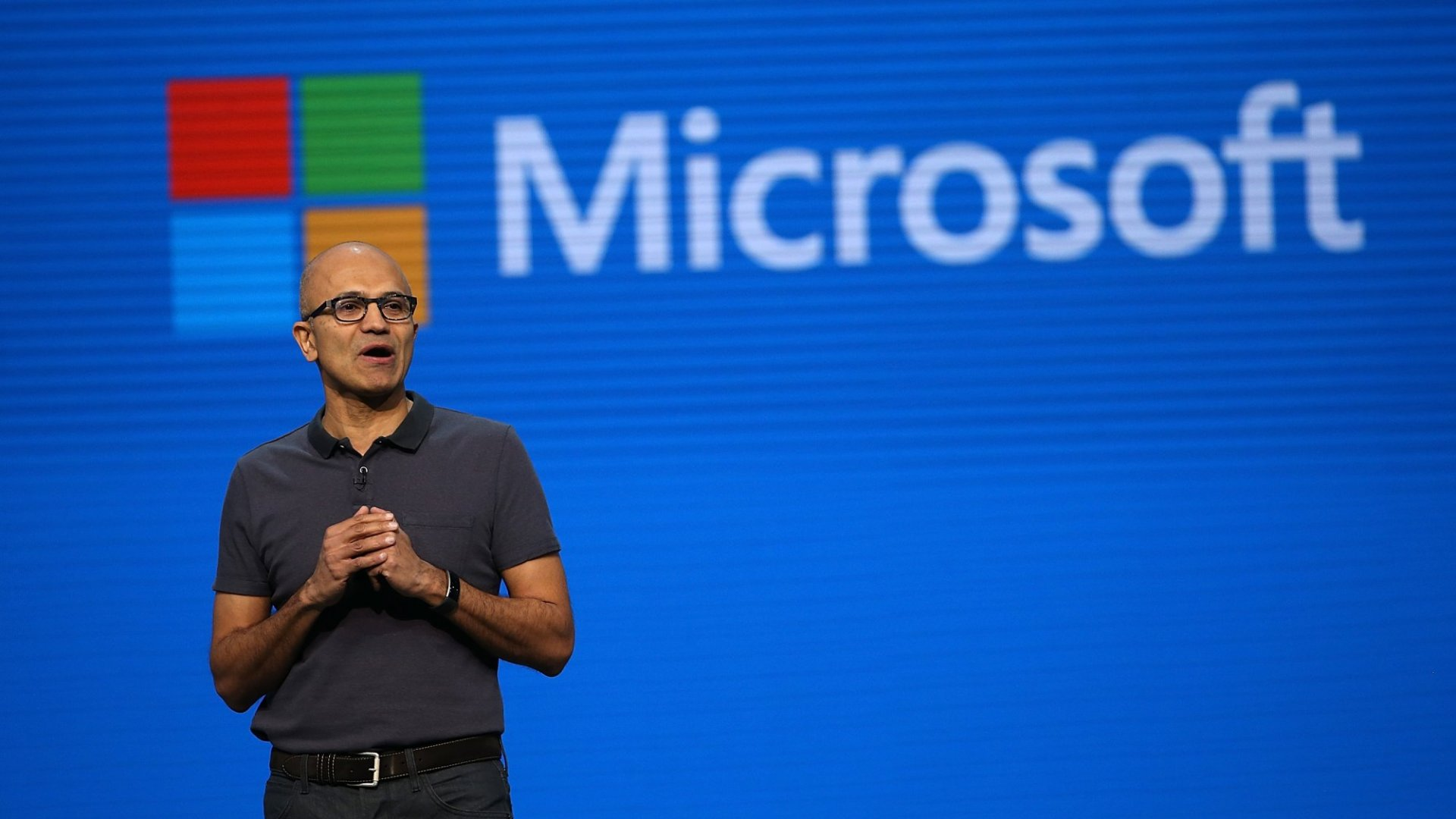 Microsoft CEO Satya Nadella's Leadership Style Is All About Encouraging a 'Growth Mindset'