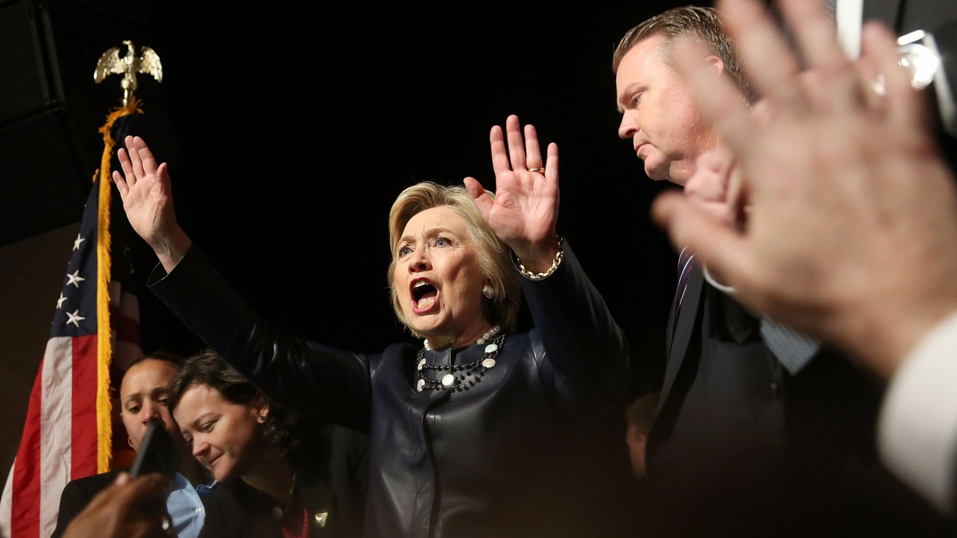 How Hillary Clinton is Doubling Down on Attracting Millennial Voters