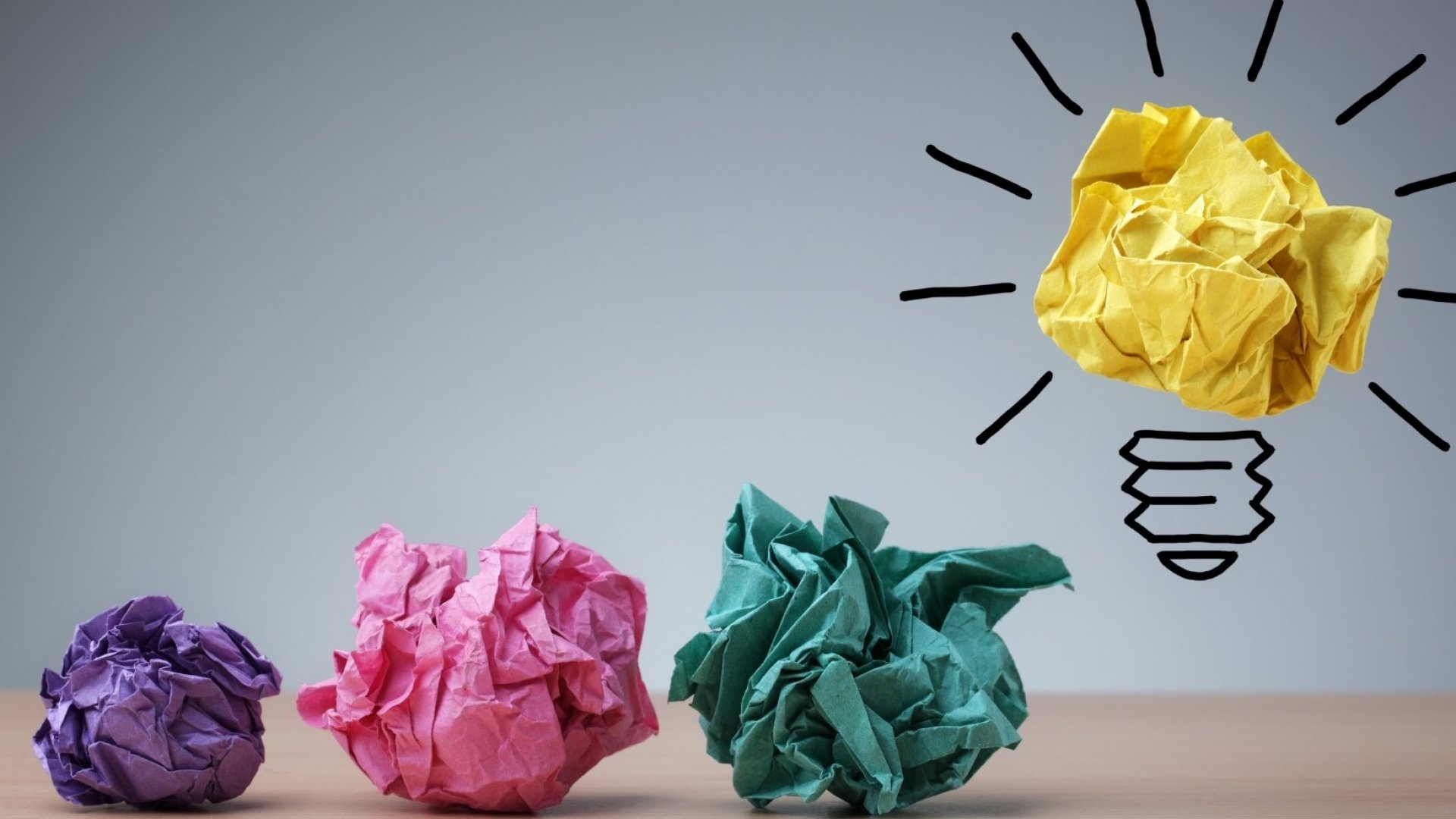Science Says You Should Act on Your Business Idea (Even If It's Bad)