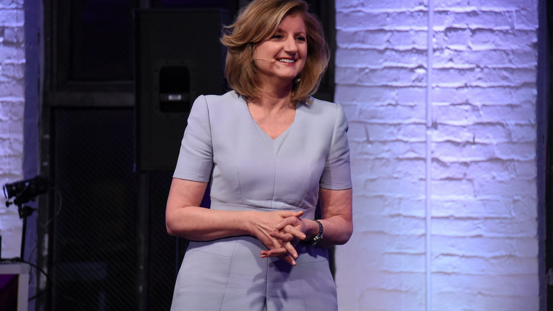 Arianna Huffington: 1 Overused Word Truly Successful People Never Come Close to Uttering