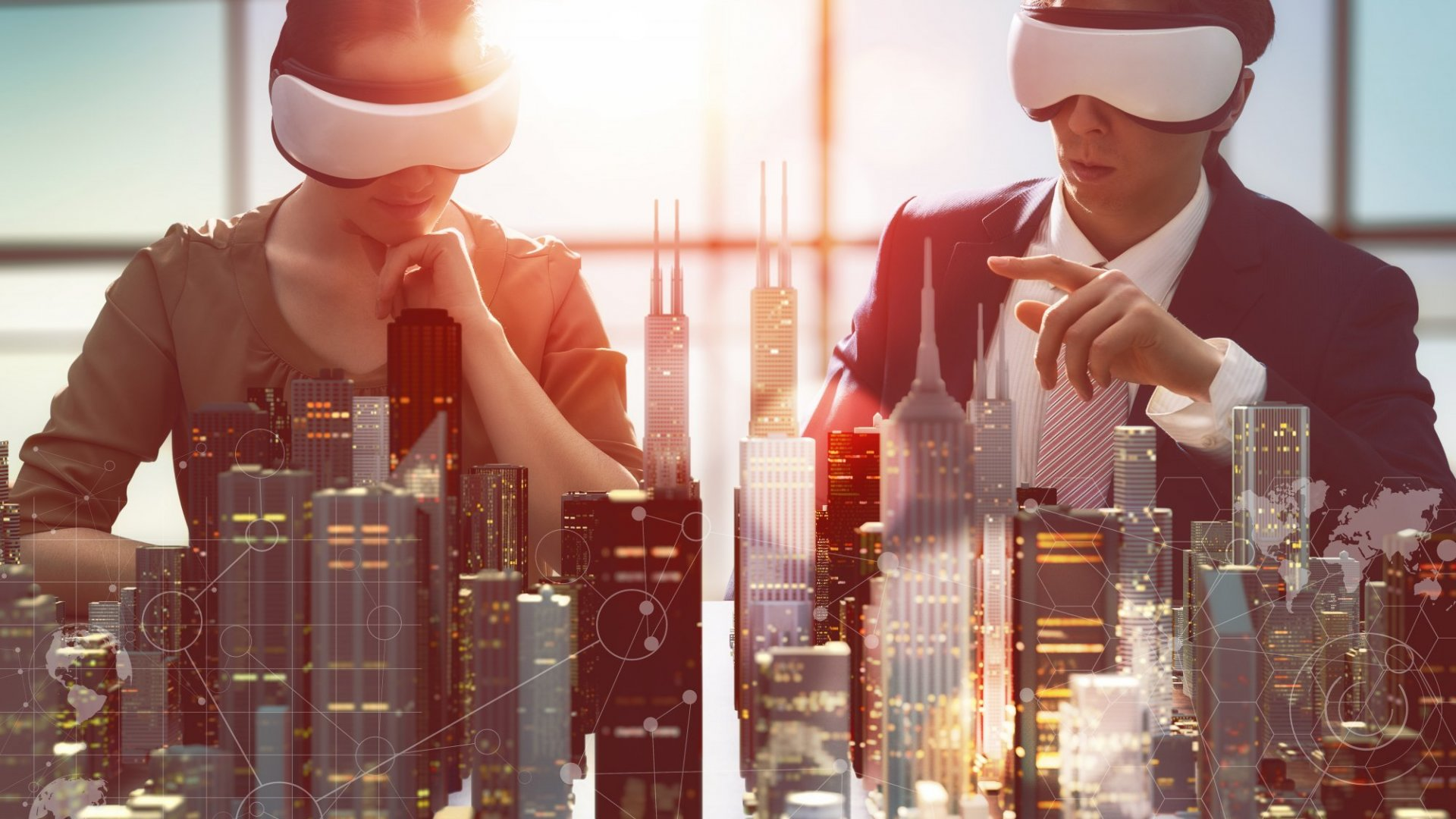Shared vision real estate development begins with virtual reality.