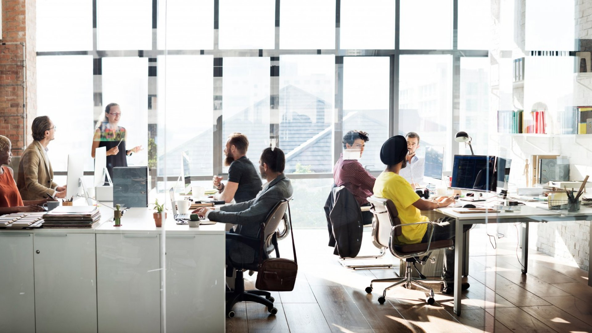 Create a Corporate Culture That Employees Will Value With These 3 Principles
