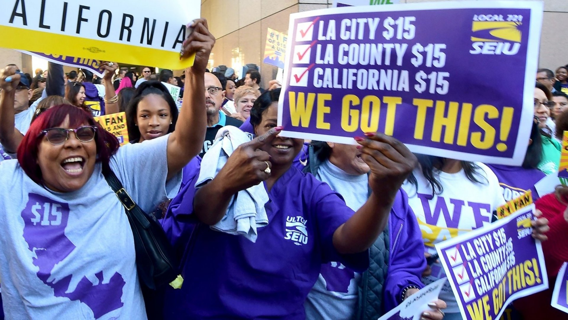 The Minimum Wage Increases in 20 States and 24 Cities Tomorrow. Is Yours One of Them?