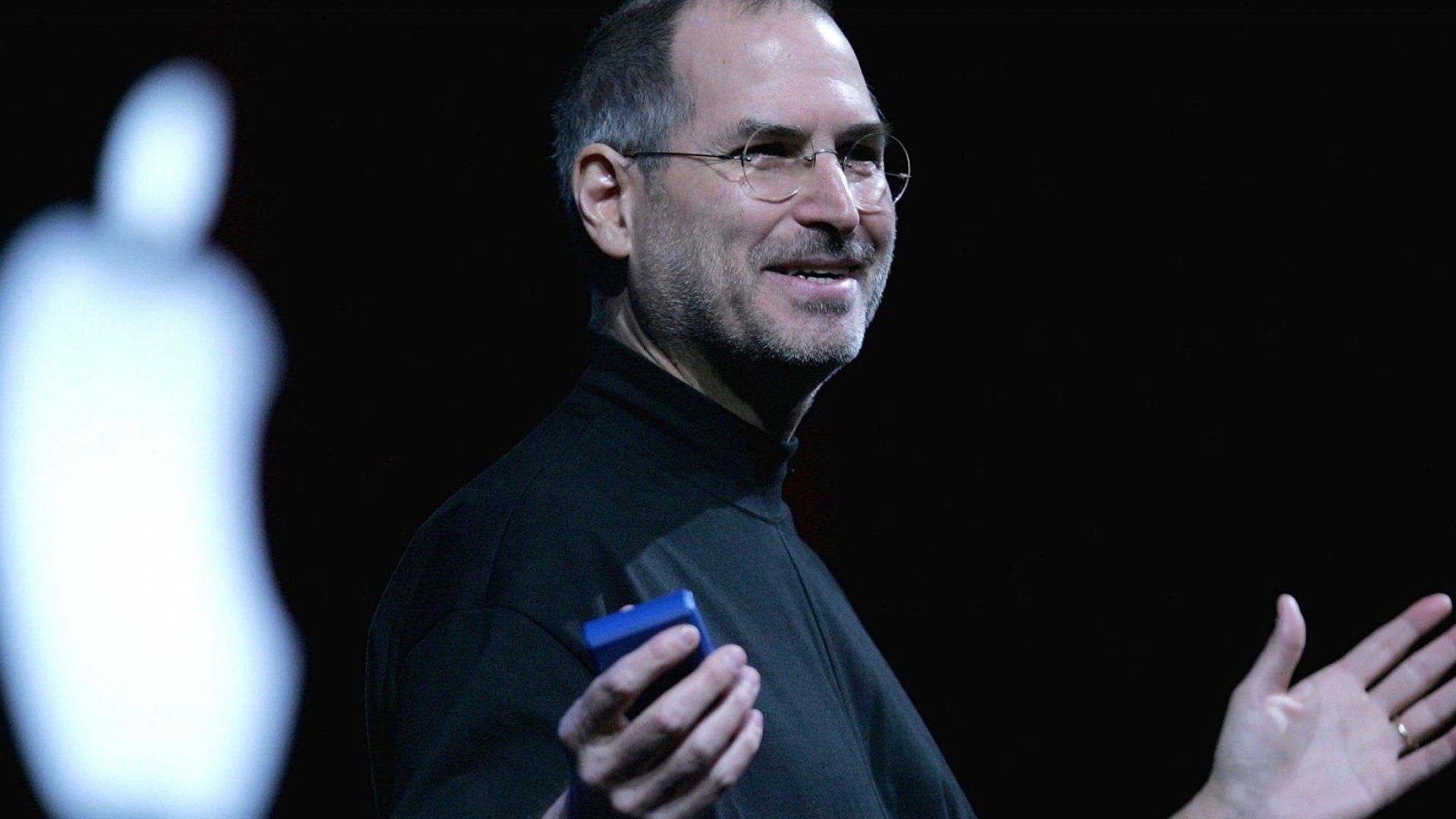 Steve Jobs' Life as An Entrepreneur Really Was an Opera