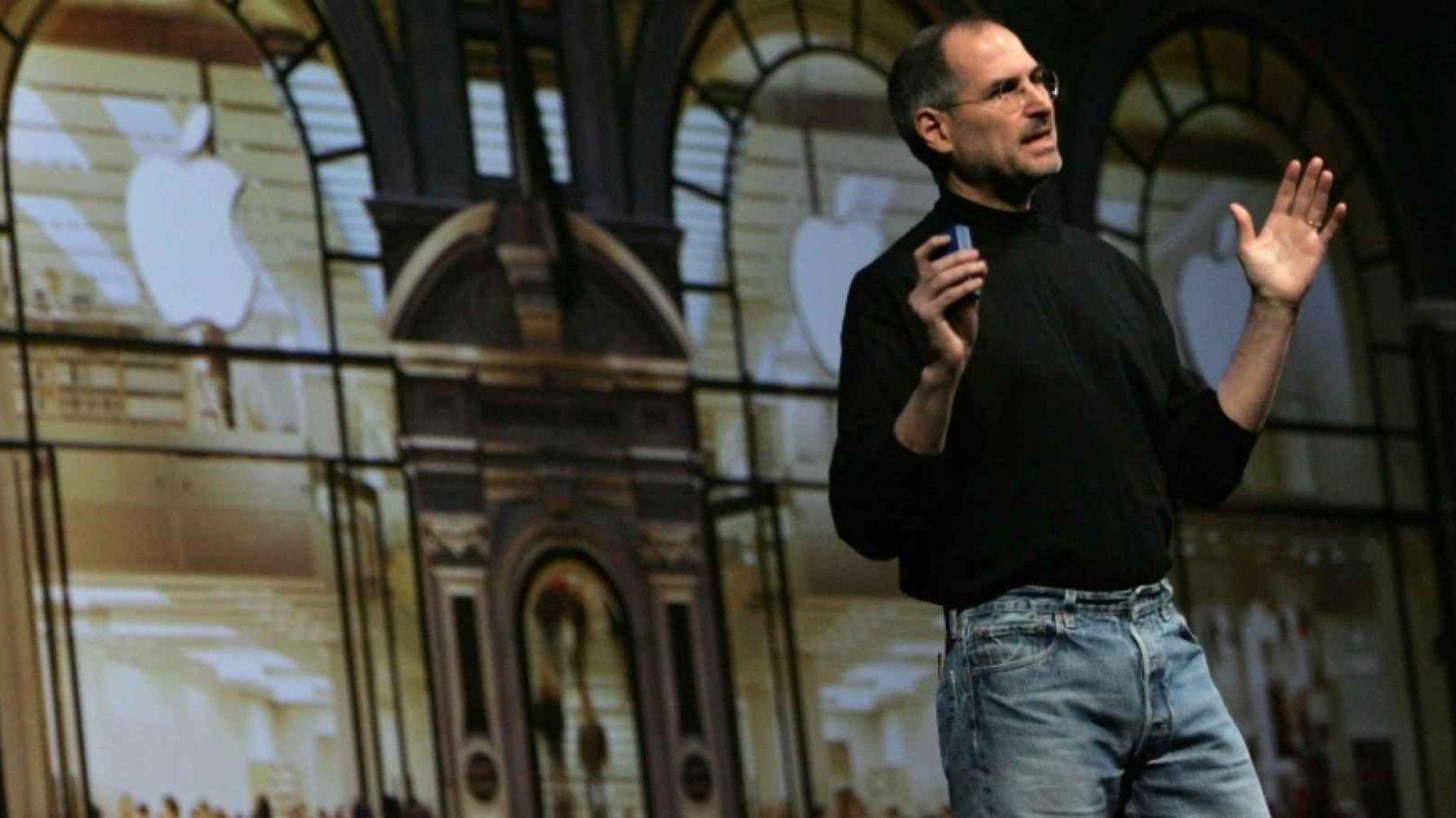 Here's Why Steve Jobs' Dress Code Mattered