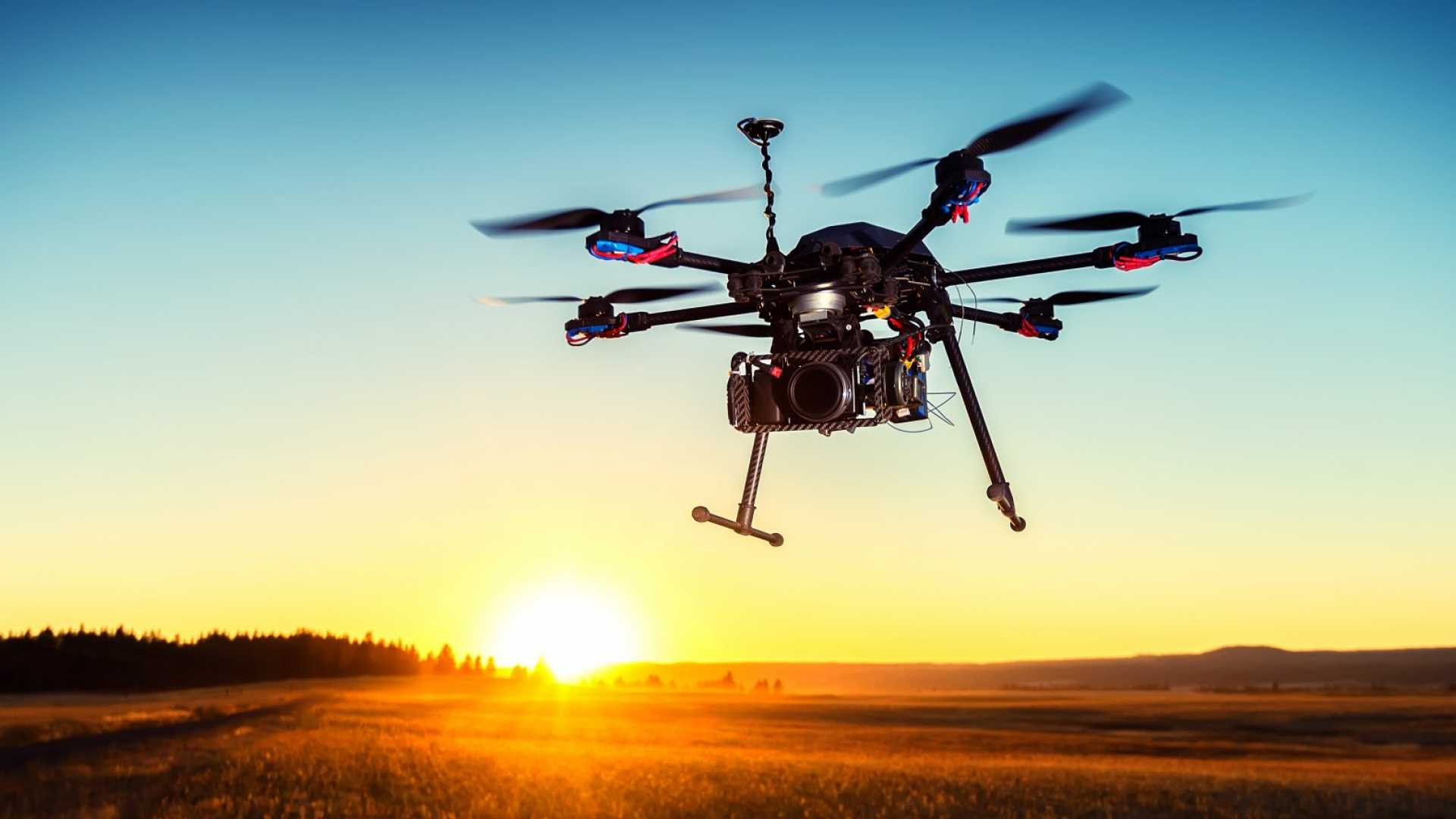 This Drone Technology Might Sound a Little Creepy. But it Could Actually Save Lives